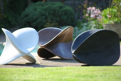 Sculpture @ The Walled Garden