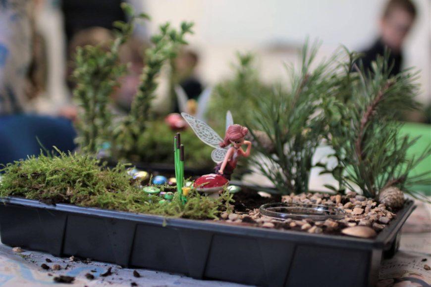 Dinosaur & Fairy Garden Sessions at The Walled Garden Moreton