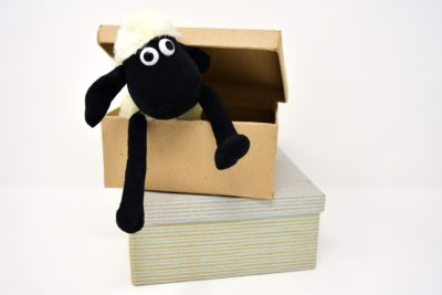Shaun the Sheep Easter Hunt at The Walled Garden Moreton