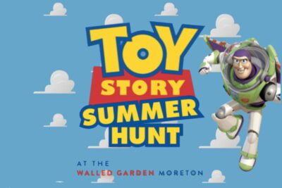 Toy Story Summer Hunt!
