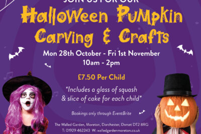 Halloween Pumpkin Carving & Crafts!