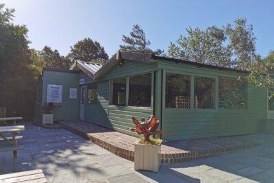 Café / Gardens Covid Policy Update – September