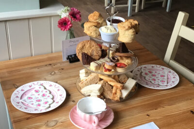 Afternoon Tea is back!