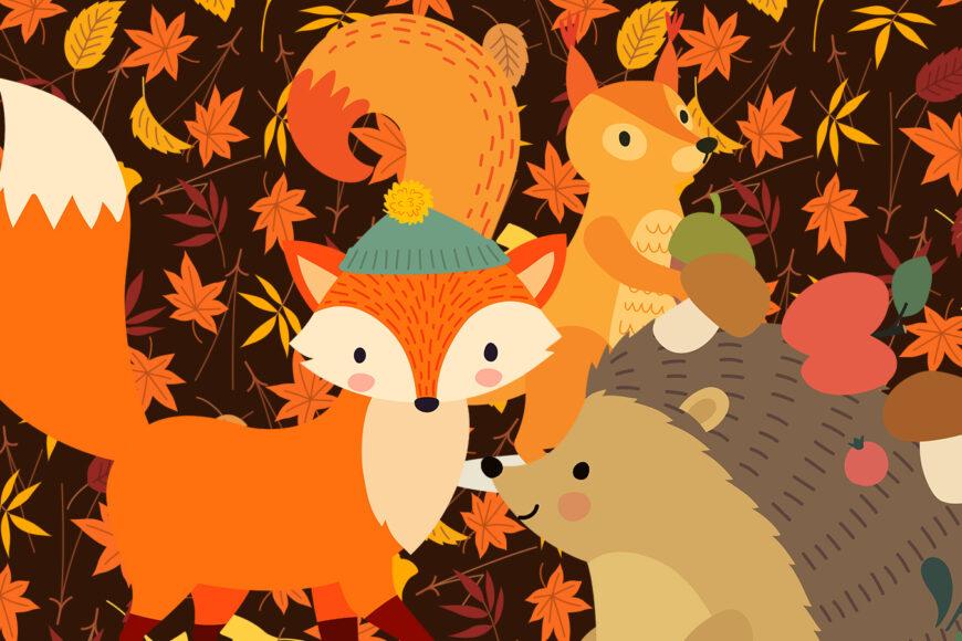 Autumn Trail!