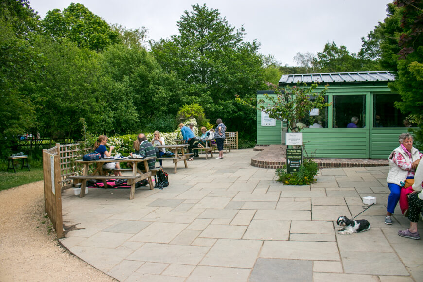 Jobs at The Dovecote Café