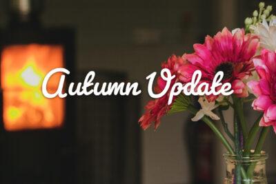 Autumn Update