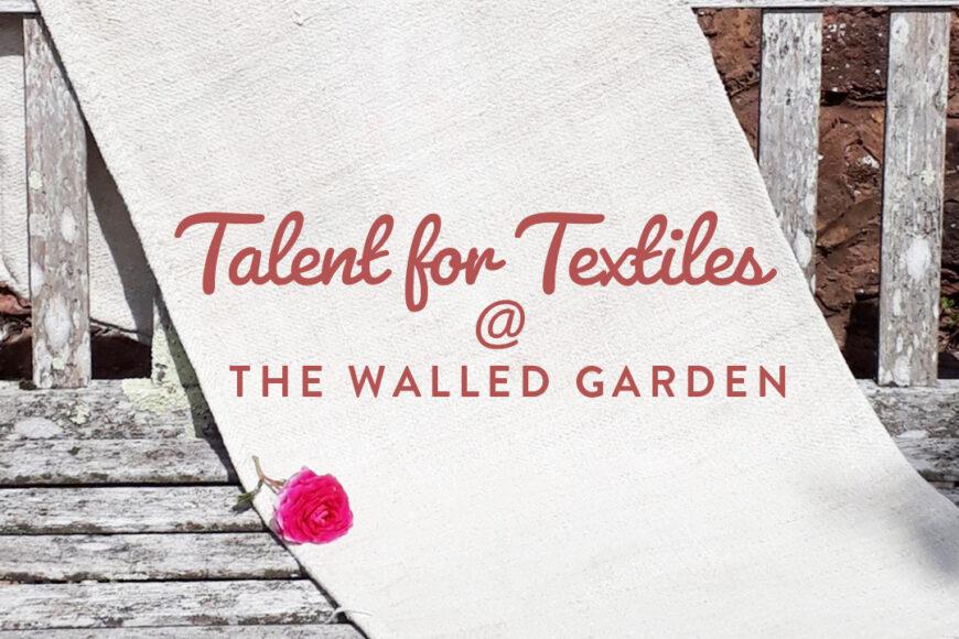 Talent for Textiles
